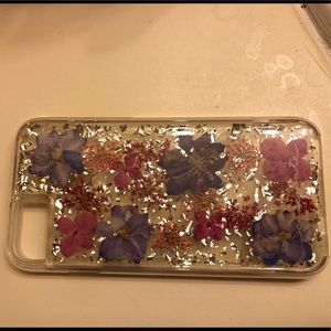 Casemate iPhone 8 pressed flower case